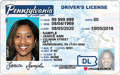 State phases in newly-designed drivers' licenses, ID cards
