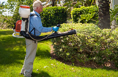 DELAWARE COUNTY MOSQUITO SPRAYING SET