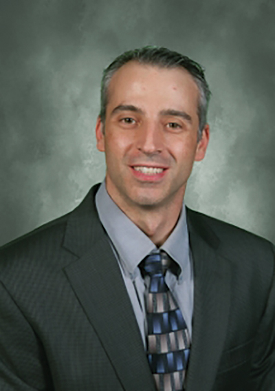 Dr. Brian Ursone, succeeds Simone as principal of the Beverly Hills Middle School.