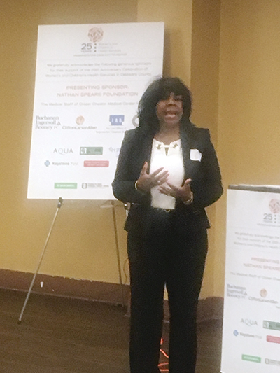 Joanne Craig, Vice President for Programs, discussed the evidence-based programs.