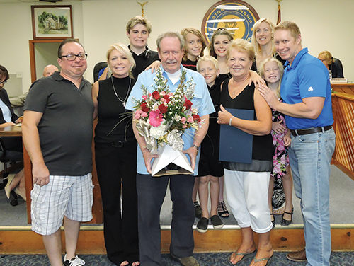 Citizen of the Year named, others honored