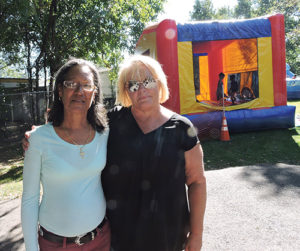 Trainer Community Day co-chairs Awilda Burgos and Gail McKay worked hard to make certain the day was special for all.
