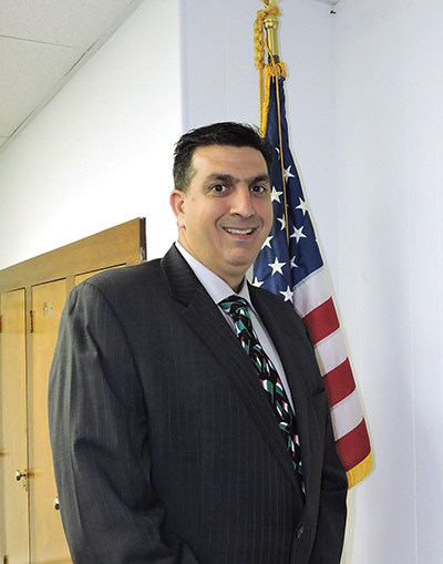 Former Councilman Carmen Maniaci was unanimously appointed mayor of Aldan Borough during a recent Council meeting.