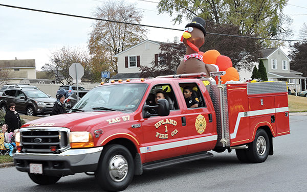 Brookhaven parade kicks-off holiday season