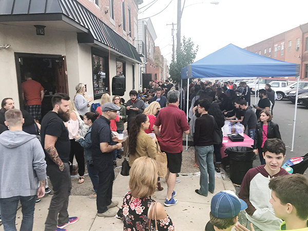 "Hundreds, if not thousands, of South Philly residents flocked to the annual contest that attracted contestants with catchy names like ""Bonnie's Bitchin' Balls."""