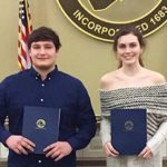 Council salutes young all-state athletes