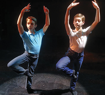 young actor from media stars as billy elliot the spirit